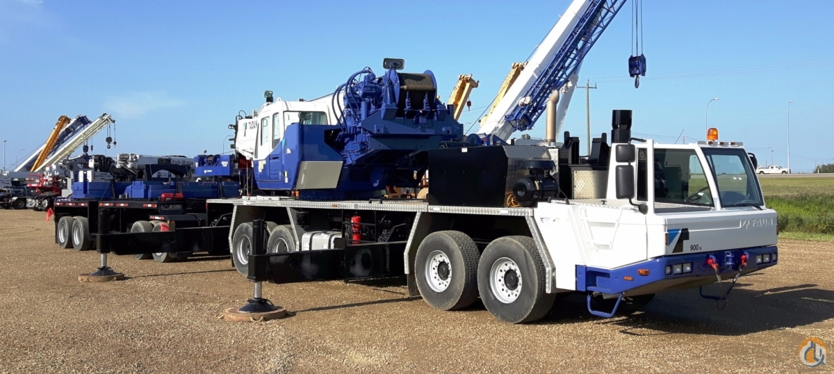 2008 TADANO GT900XL Crane for Sale in Nisku Alberta on CraneNetwork.com