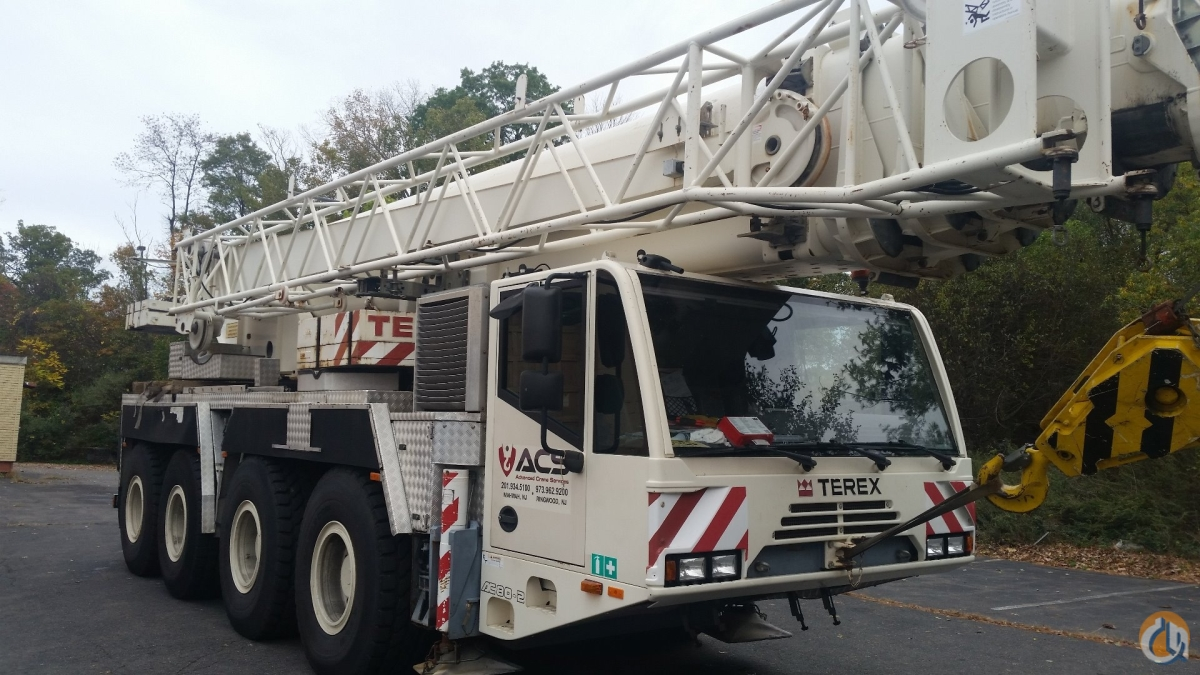 2007 Terex Demag AC80-2 Crane for Sale on CraneNetwork.com