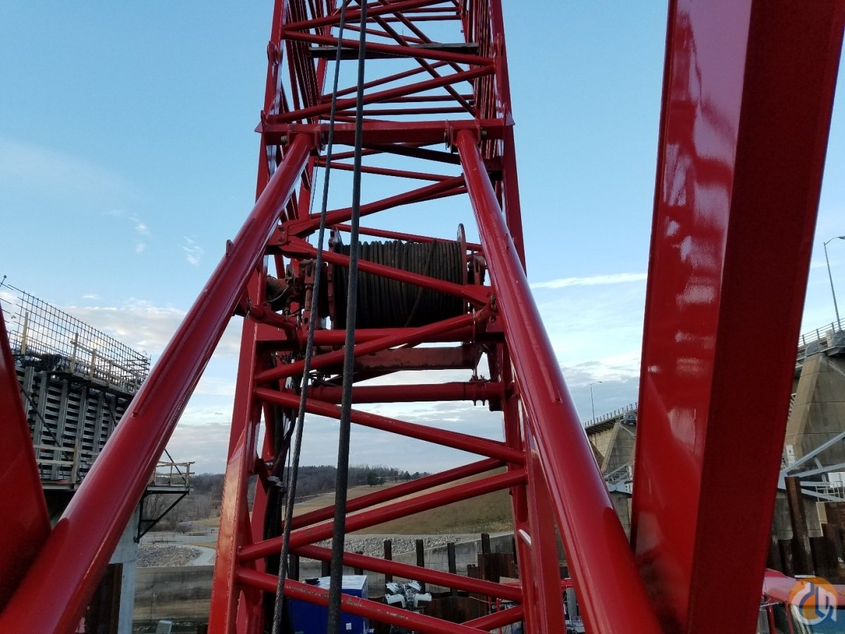 Manitowoc 999 For Sale Crane for Sale in Kaukauna Wisconsin on CraneNetwork.com