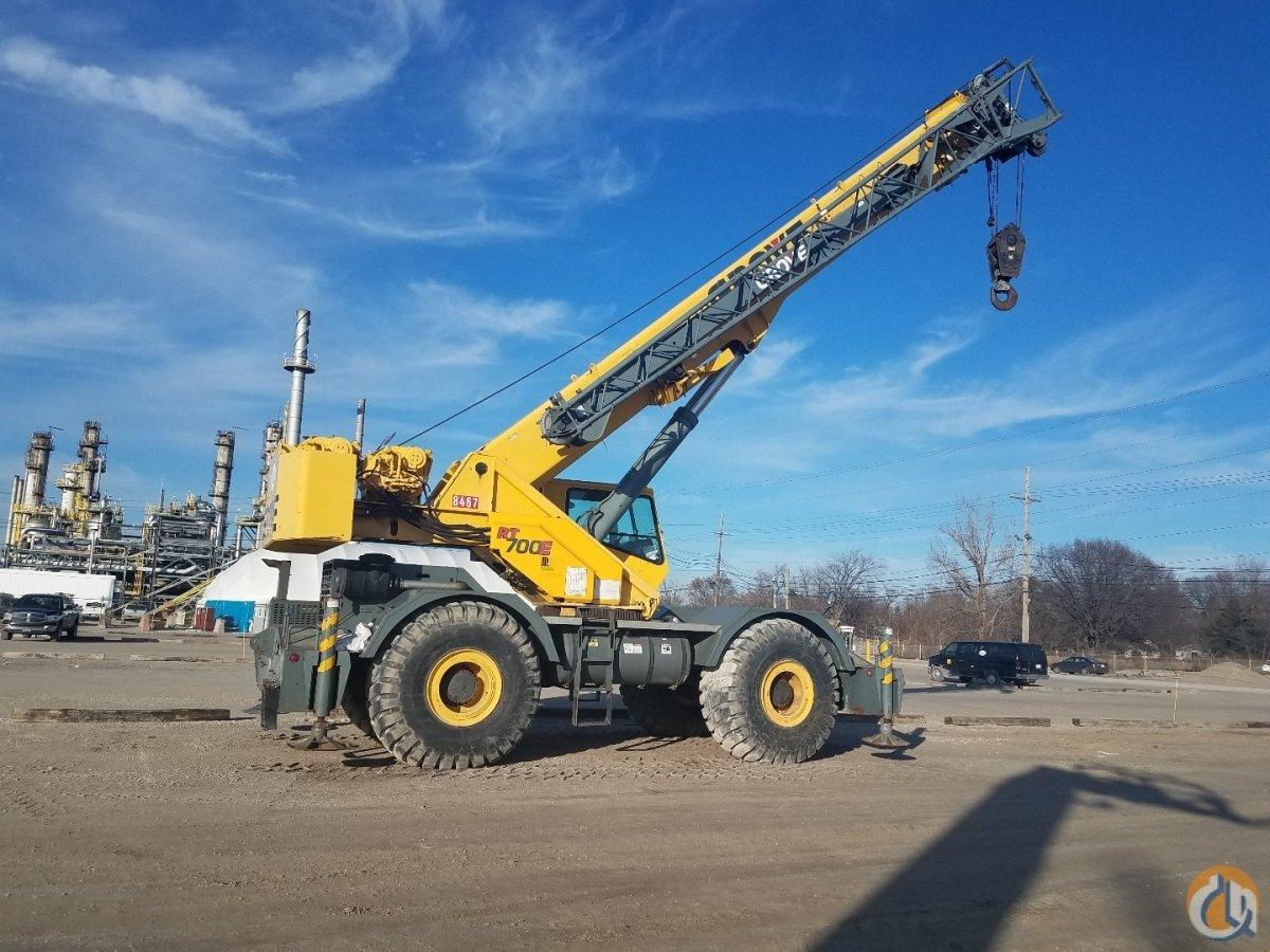 grove rt760e for sale crane for sale in toledo ohio on cranenetwork com rh cranenetwork com