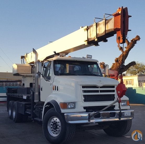 1999 National-Sterling 990 23 Ton Boom Truck Crane Crane for Sale on CraneNetwork.com