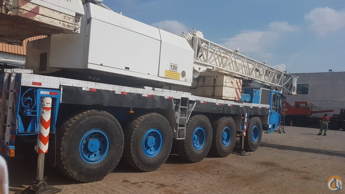 Sold DEMAG AC 395 Crane for  on CraneNetwork.com