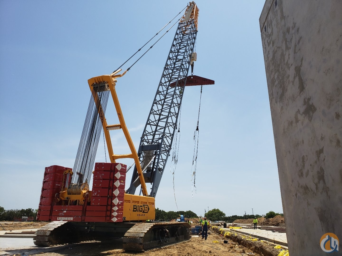 2003 Liebherr Crawler Crane - LR1280 Crane for Sale or Rent in Burleson Texas on CraneNetwork.com