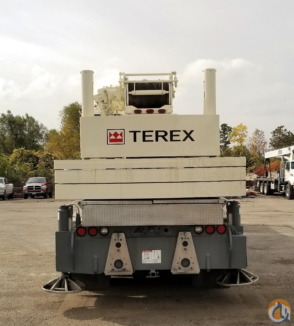 2005 Terex T560-1 Crane for Sale in Oakville Ontario on CraneNetwork.com