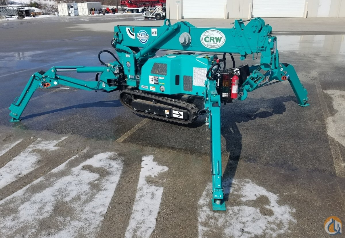 2019 Maeda MC285CGRM-2 Now Available Crane for Sale in Carlisle Pennsylvania on CraneNetwork.com