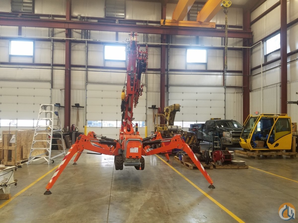 2017 Jekko SPX424C Crane for Sale or Rent in Harrisburg Pennsylvania on CraneNetwork.com