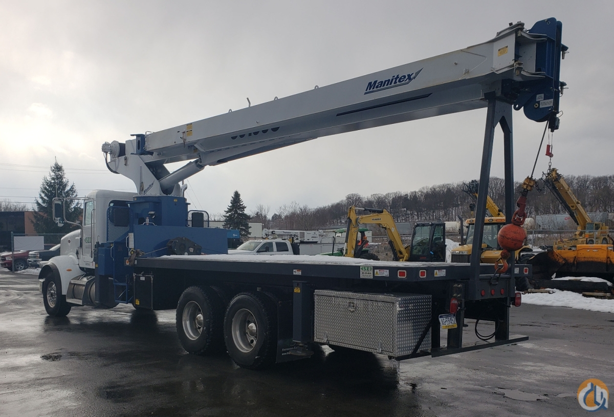 2017 Manitex 30100C Crane for Sale or Rent in Waterford New York on CraneNetwork.com