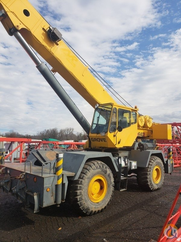 Sold 2000 Grove RT650E Crane for  in Branchburg New Jersey on CraneNetwork.com