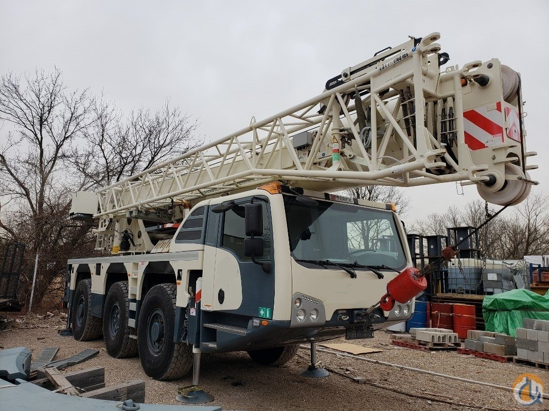 Sold 2012 Terex Challenger 3180 Crane for  in Branchburg New Jersey on CraneNetwork.com