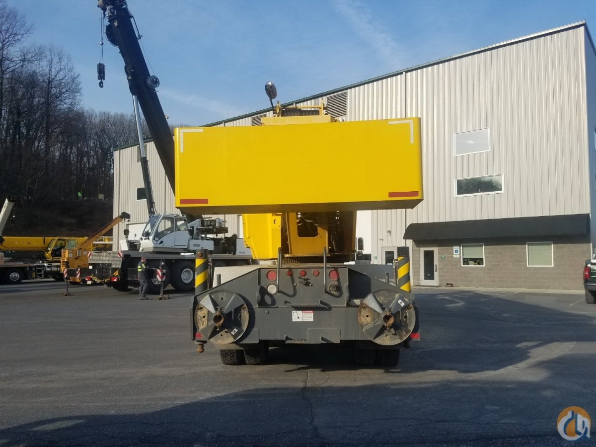 2004 Grove TMS500E Crane for Sale in Harrisburg Pennsylvania on CraneNetwork.com
