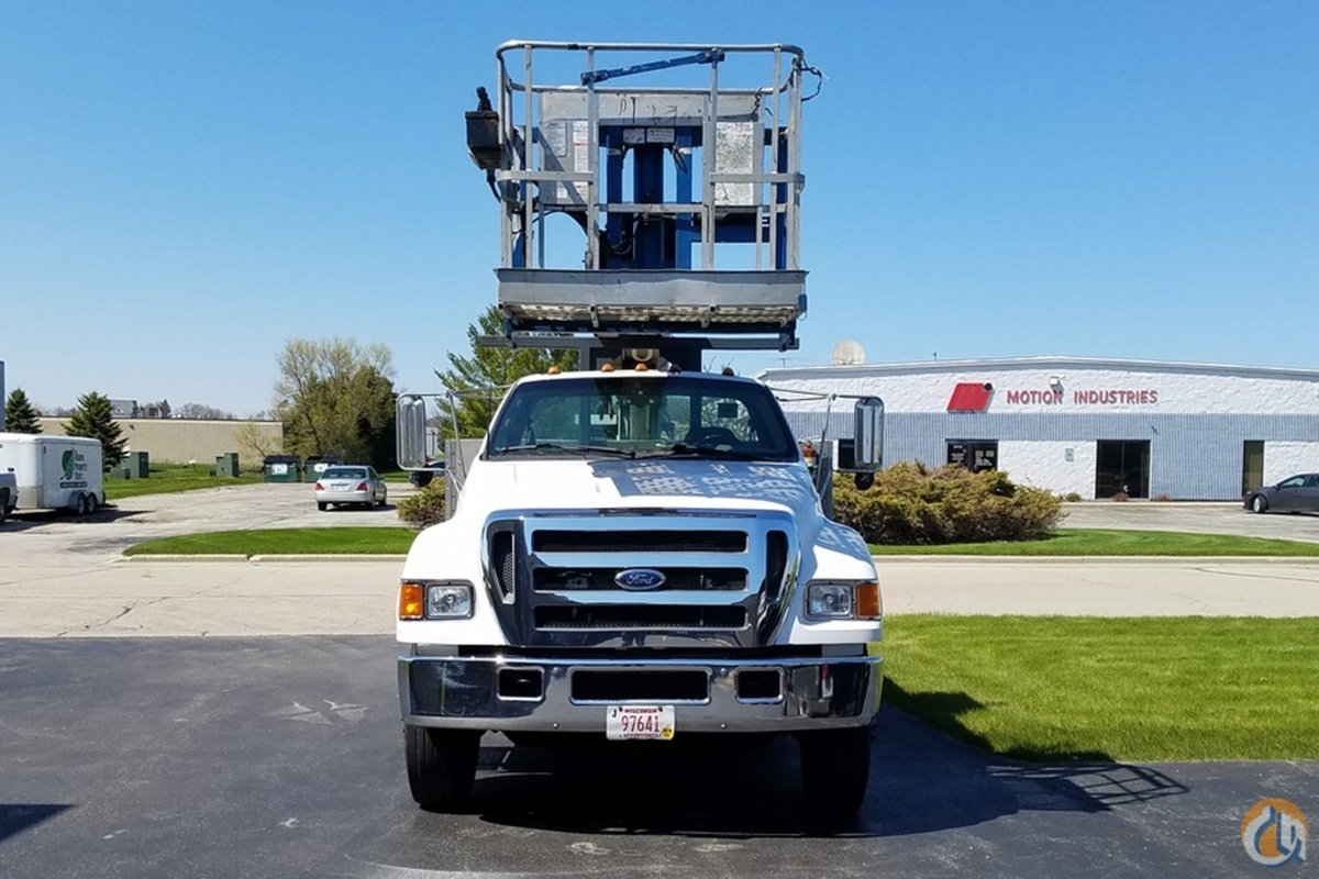 PRISTINE USED MANITEX SC62 SKY CRANE Crane for Sale in Racine Wisconsin on CraneNetwork.com