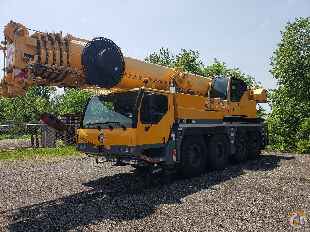 2009 Liebherr LTM 1070-4 2 Crane for Sale on CraneNetwork com