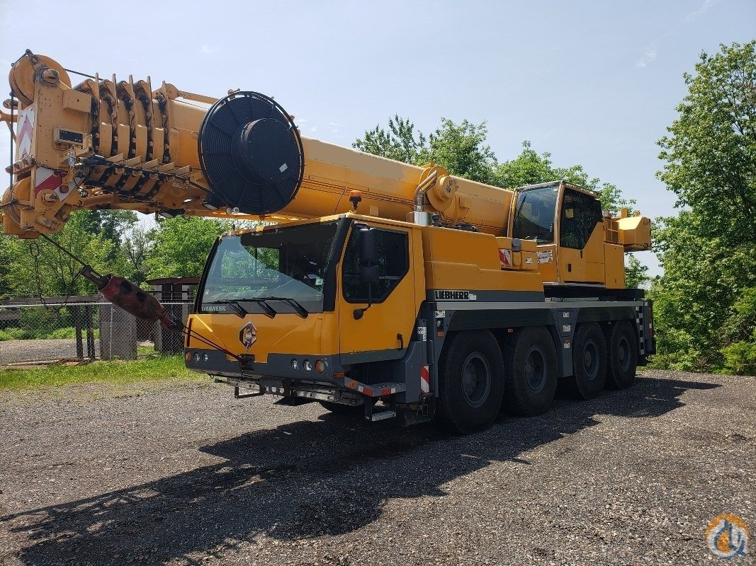2009 Liebherr LTM 1070-4.2 Crane for Sale on CraneNetwork.com
