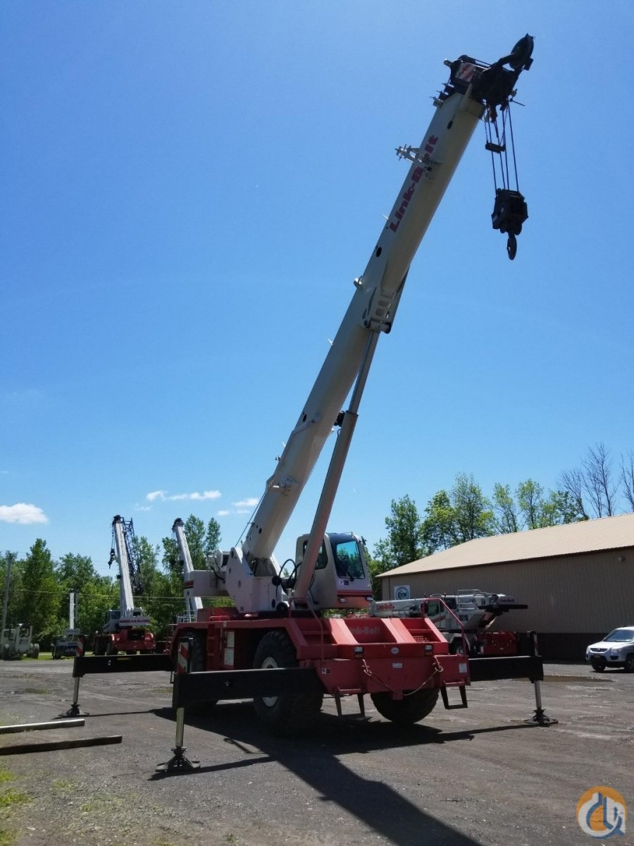 2011 Link-Belt RTC-8065 II -- Price Reduced Crane for Sale in Central Square New York on CraneNetwork.com
