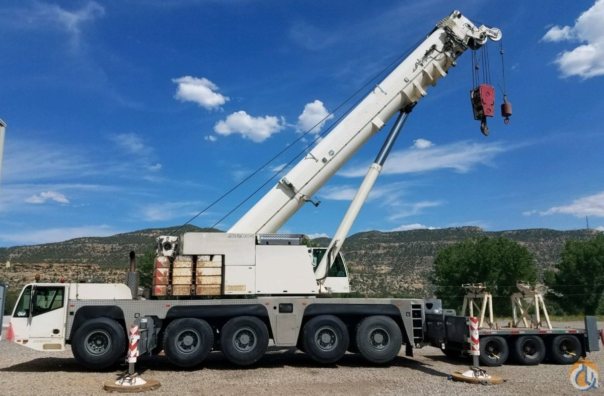 Sold Demag Ac200