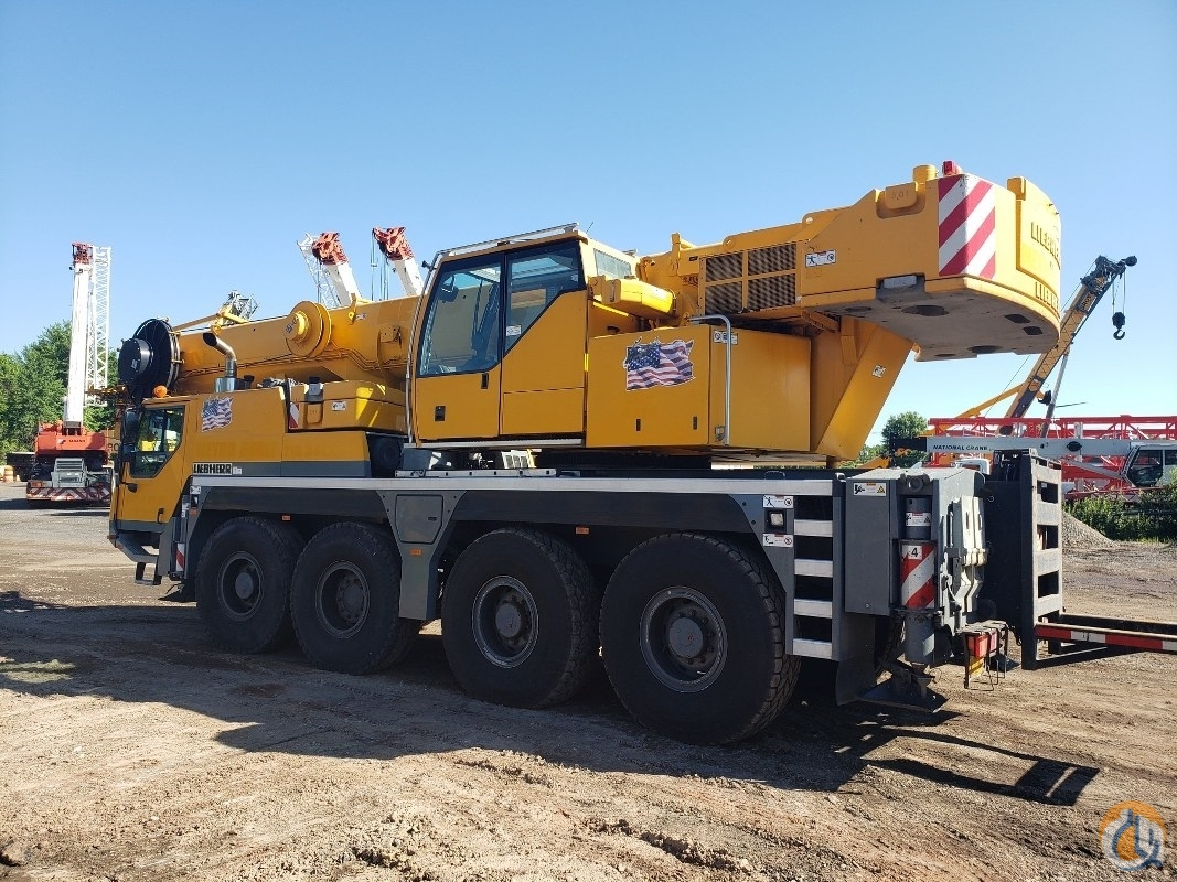 2010 Liebherr LTM 1070-4.2 Crane for Sale on CraneNetwork.com