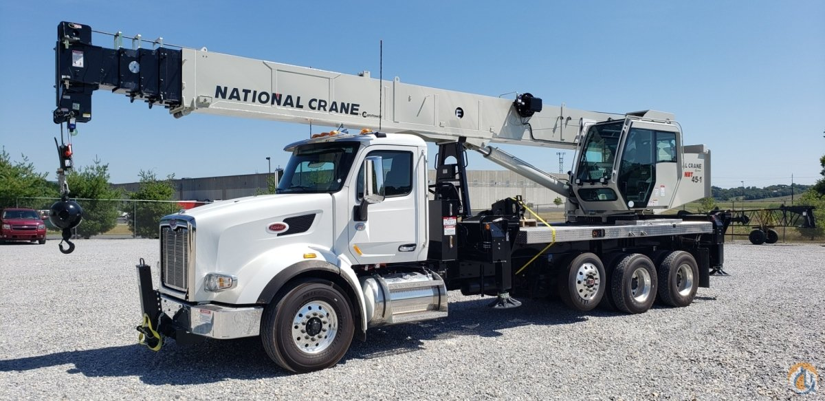 45-Ton Capacity Crane for Sale in Carlisle Pennsylvania on CraneNetwork.com