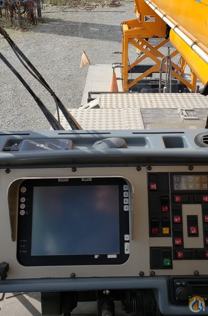 Sold DEMAG AC200-1 Crane for  on CraneNetwork.com