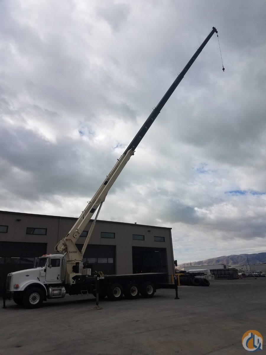 Sold 2007 peterbuilt with national 14127H with 30 foot jib and wireless remote Crane for  in Lindon Utah on CraneNetwork.com
