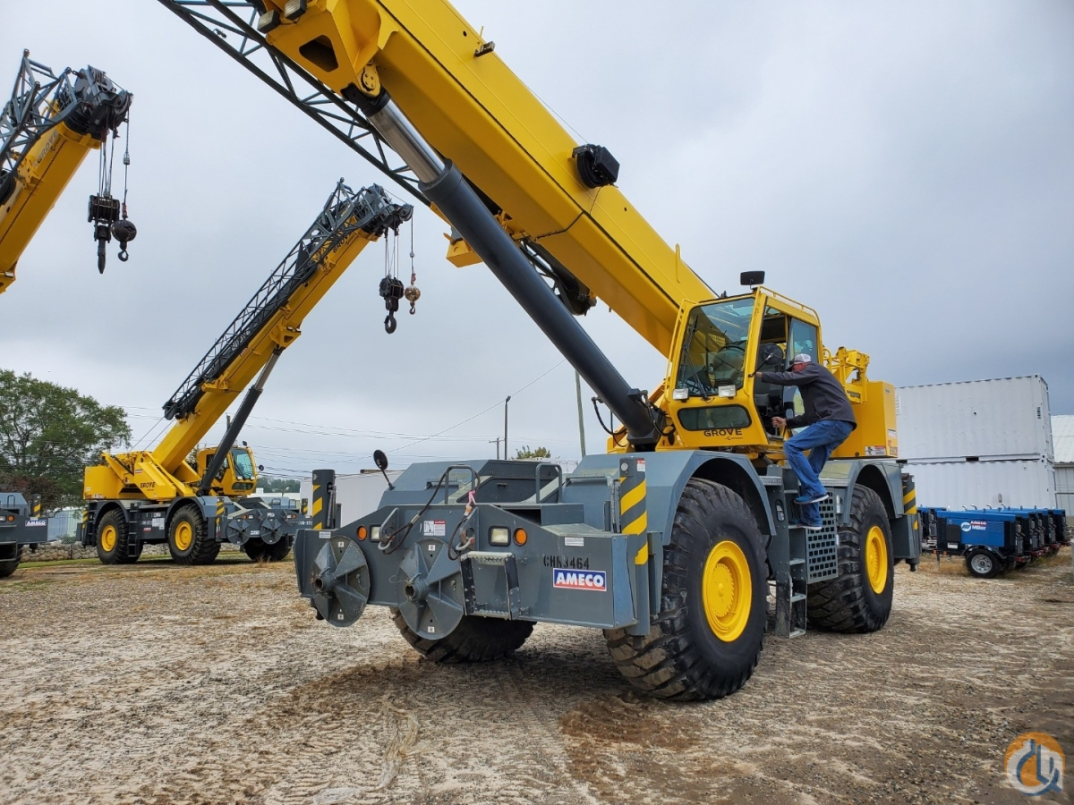 2013 Grove RT880E Crane for Sale on CraneNetwork.com