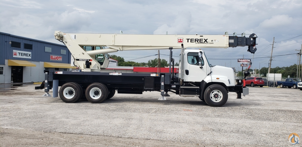 New Terex RS70100 on a new Freightliner 108SD chassis Crane for Sale in Tampa Florida on CraneNetwork.com