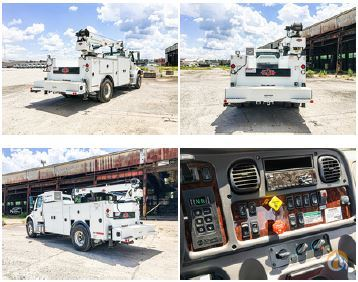 IMT DOM 2 Series 3 +10000 2019 Freightliner M2106 Crane for