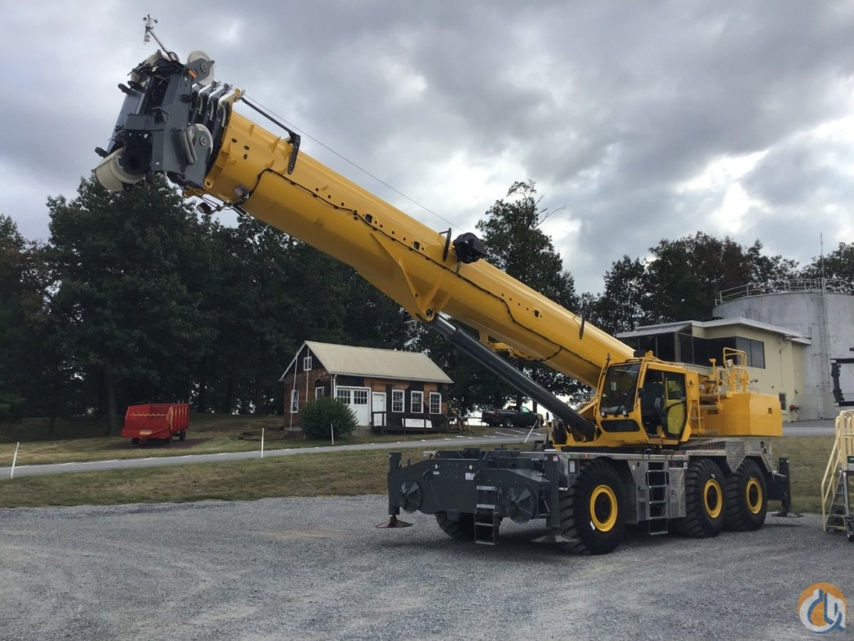 2020 GROVE GRT9165 Crane for Sale or Rent in Cleveland Ohio on CraneNetwork.com