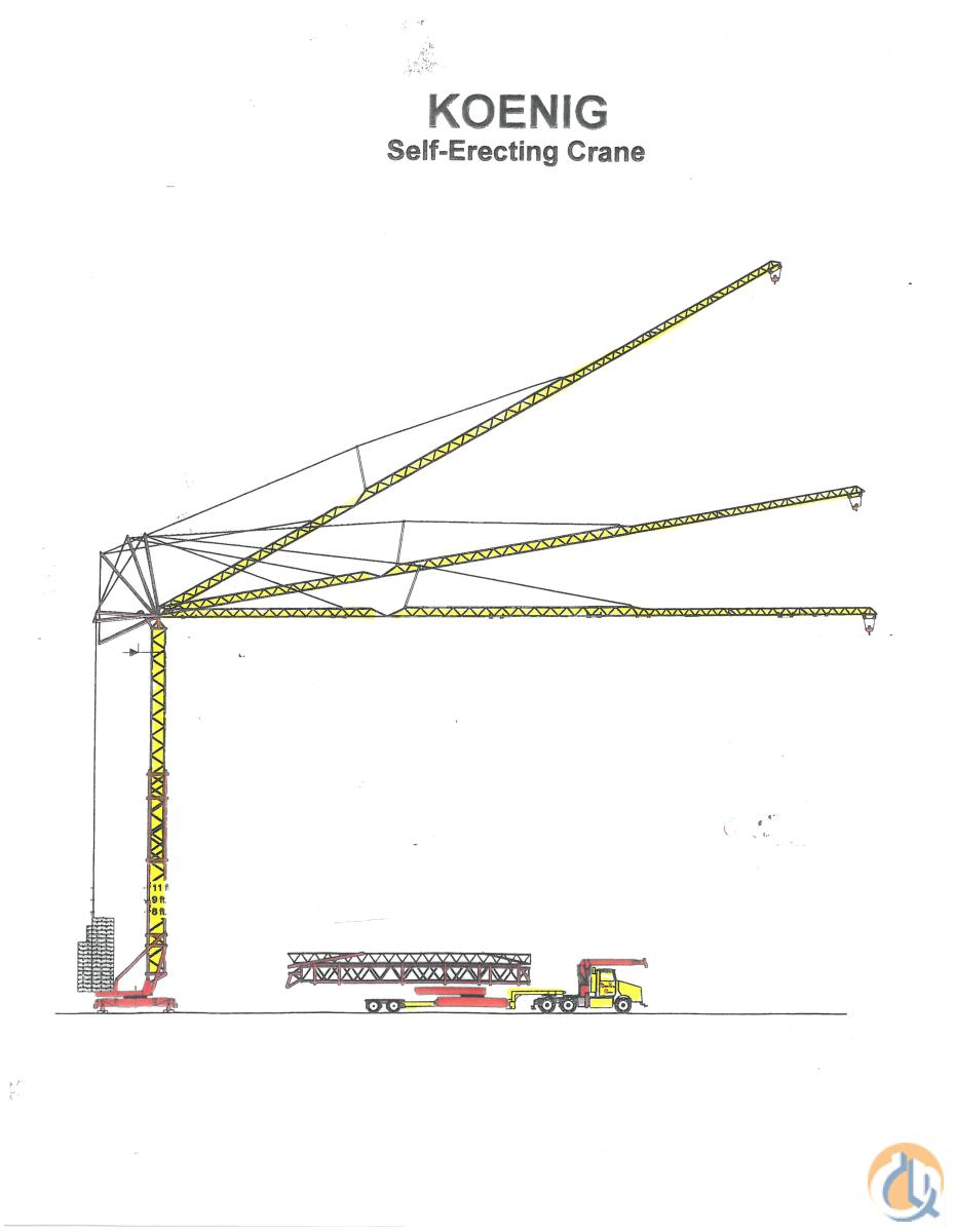 Crane for Sale in Springfield Oregon on CraneNetwork.com
