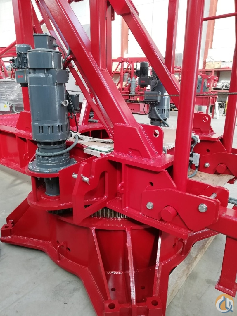 TGM Tower Crane Brand new 6-16 Ton available Crane for Sale on CraneNetwork.com