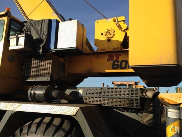 2005 Grove RT600E Crane for Sale or Rent in Seattle Washington on CraneNetworkcom