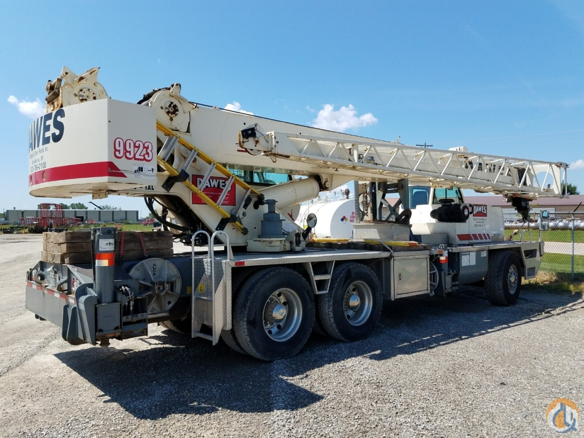 Terex T340-1XL For Sale Crane for Sale in Kaukauna Wisconsin on CraneNetwork.com