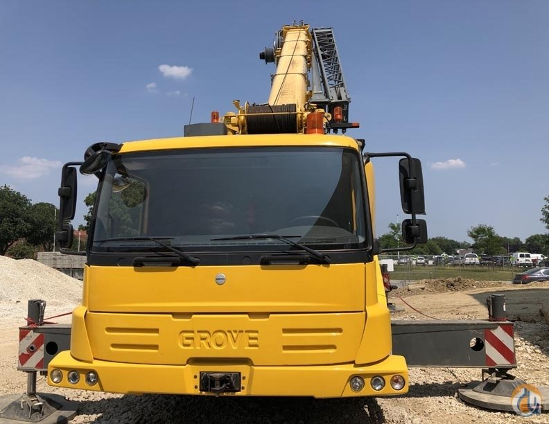 Grove GMK4115L Crane for Sale in Duluth Georgia on CraneNetwork.com