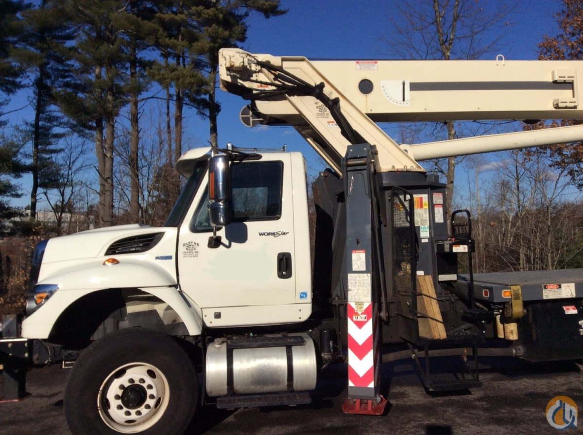 2012 Terex 28106 Crane for Sale in Billerica Massachusetts on CraneNetworkcom