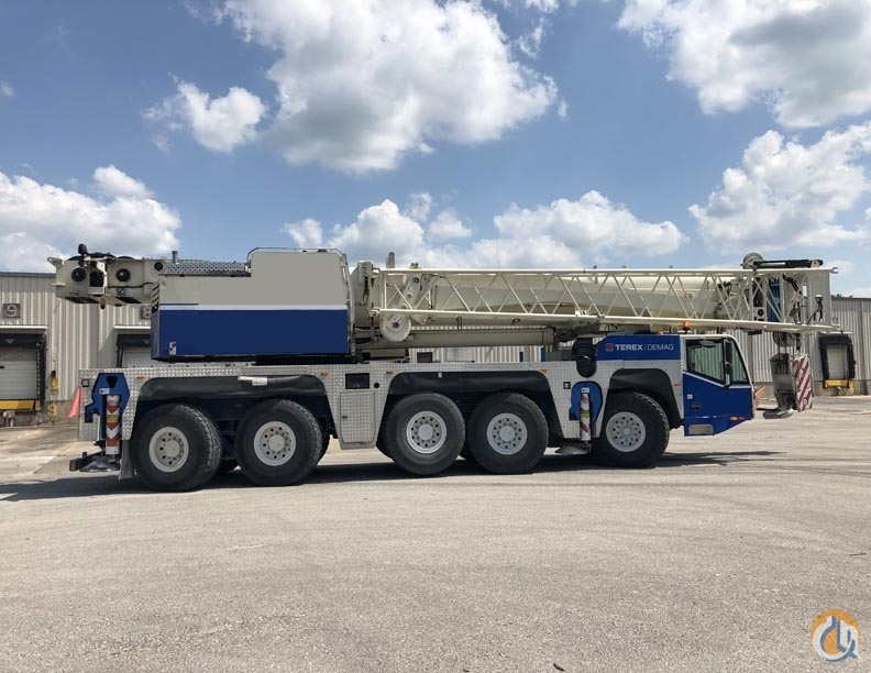 Demag AC160 Crane for Sale in Duluth Georgia on CraneNetwork.com