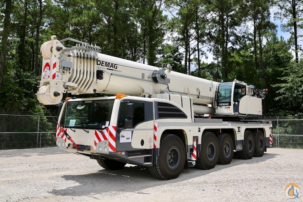 New Demag AC 220-5 all terrain crane Crane for Sale in Houston Texas on CraneNetwork.com