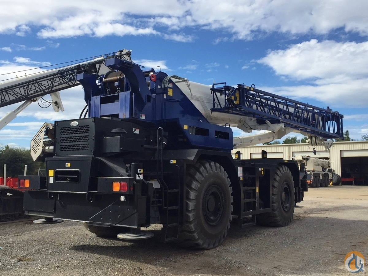 2015 TADANO GR-1000XL-3 Crane for Sale or Rent in Westlake Louisiana on CraneNetworkcom