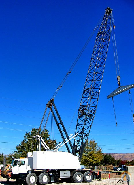 1985 Grove HL 150T Crane for Sale on CraneNetwork.com