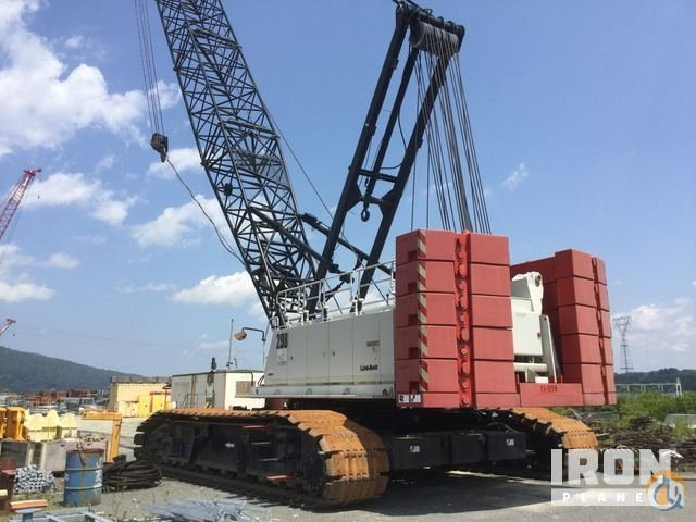 Sold 2009 unverified Link-Belt 298 Hylab HSL Series Lattice-Boom Crawler Crane Crane for  in Tomkins Cove New York on CraneNetwork.com