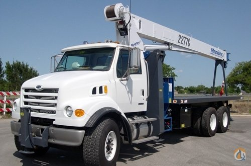 New 2019 Manitex 2277 C Boom Truck Crane Crane for Sale in Houston Texas on CraneNetwork.com
