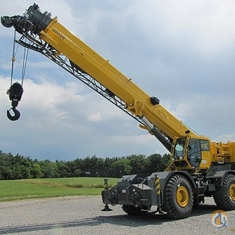 2005 Grove RT760E Crane for Sale on CraneNetwork.com