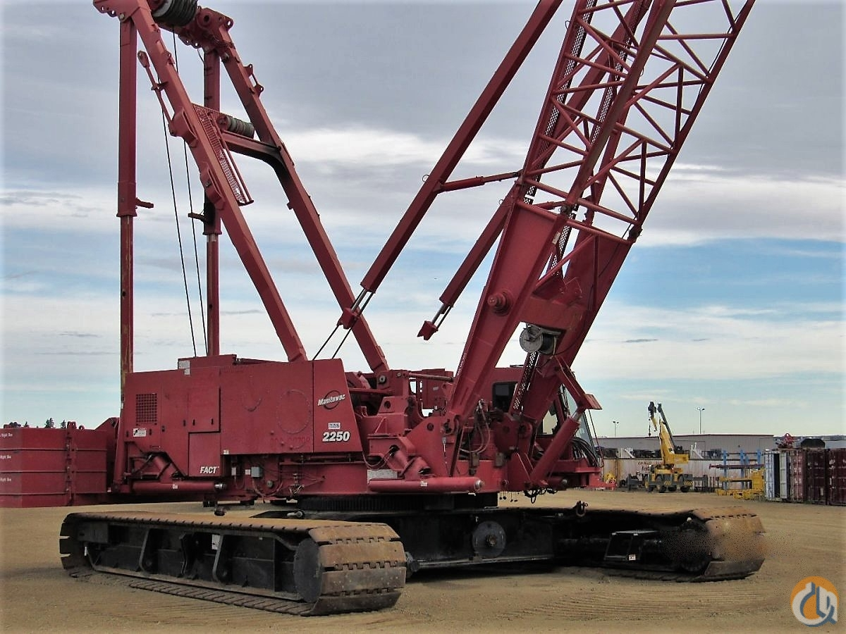 MANITOWOC 2250 S3 Crane for Sale on CraneNetwork.com