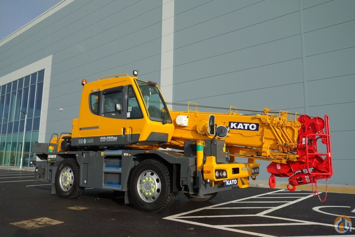 Kato - 2019 CR-130Rf  13 Ton City Crane Crane for Sale in Cork County Cork on CraneNetwork.com