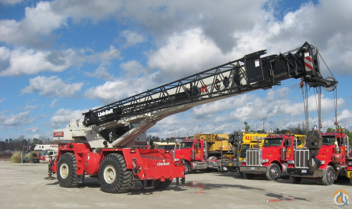 Link-Belt RTC-8060 For Sale Crane for Sale in Hammond Indiana on CraneNetwork.com