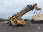 Sold Grove RT880 Rough Terrain Cranes Crane for  1997 Grove RT880 Rough Terrain Crane in Pearl Harbor  Hawaii  United States 218223 CraneNetwork
