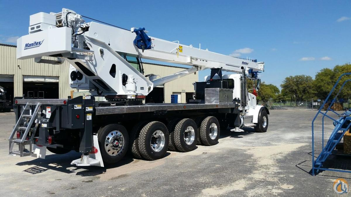2016 MANITEX TC400 Crane for Sale or Rent in Bridgeview Illinois on CraneNetworkcom