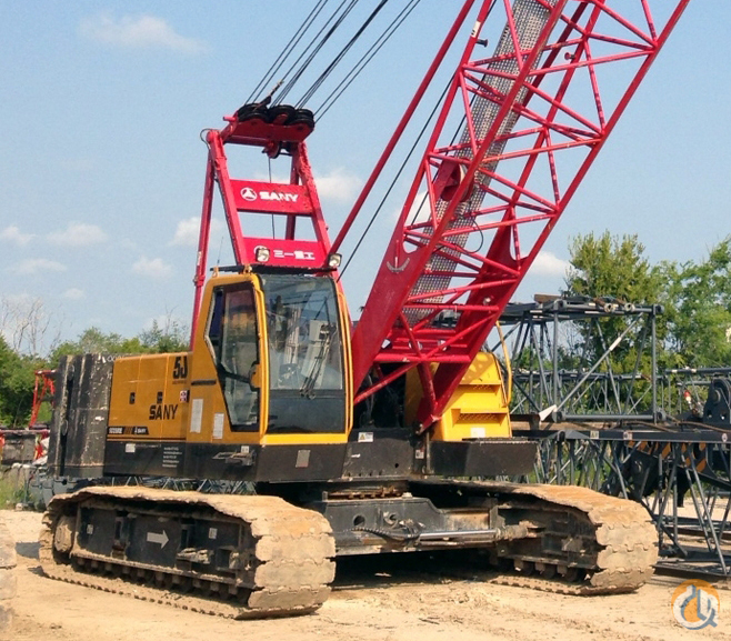 CLOSE TO HOUSTON  GALVESTON PORTS Crane for Sale or Rent in Humble Texas on CraneNetworkcom