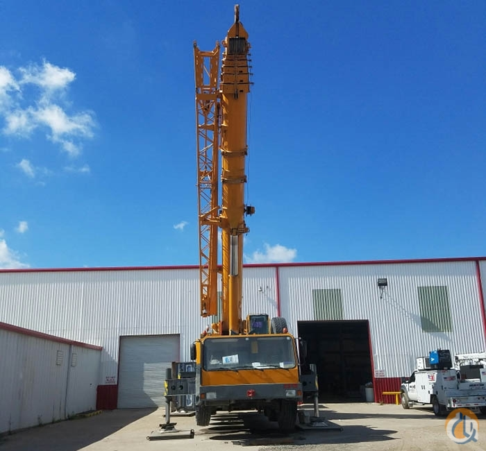 Liebherr LTM11201 Crane for Sale in Houston Texas on CraneNetwork.com