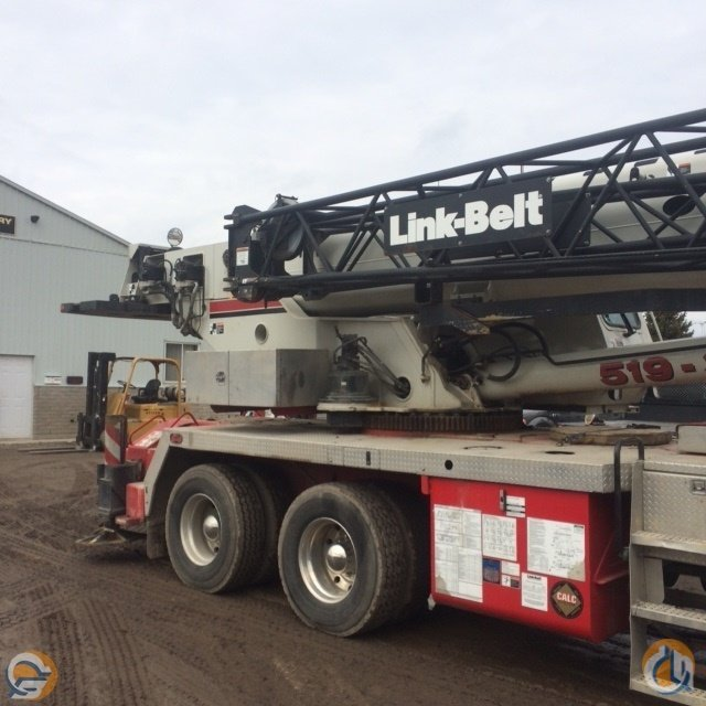 Link-Belt HTC-8690  Truck Mounted Telescopic Boom Cranes Crane for Sale 2007 Link-Belt HTC-8690 Hydraulic Truck Crane  in Chatham-Kent  Ontario  Canada 214867 CraneNetwork