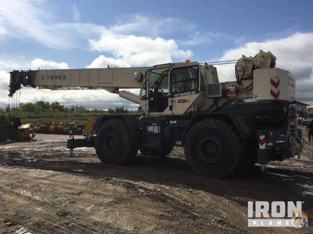 2014 Terex RT555-2 Rough Terrain Crane Crane for Sale in St. Cloud Minnesota on CraneNetwork.com
