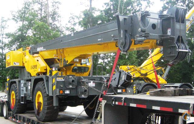 2013 Grove RT530E-2 Crane for Sale in St. Augustine Florida on CraneNetwork.com